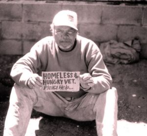 Homeless Veteran NCH