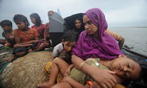 Rohingya Refugees Source The Guardian