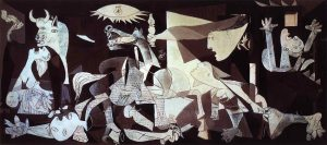 Guernica by Pablo Picasso 1937