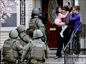 Boston Lockdown