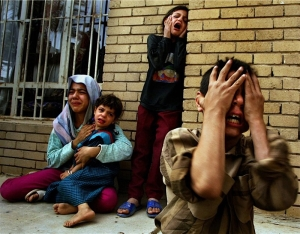 Iraq Civilians Getty Images