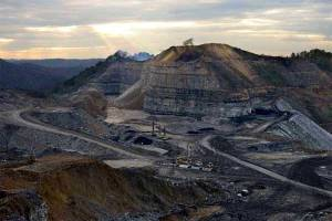Mountaintop Removal in the Sierras source NRDC