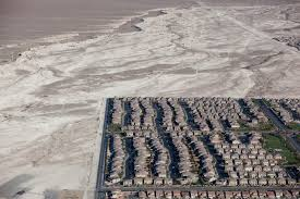 Las Vegas suburbia  Source: Stock Footage