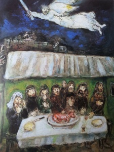 Marc Chagall Passover