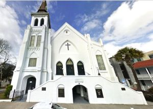 Emanuel AME Church  Google Street View