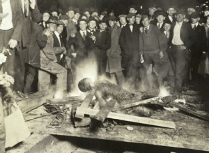 The lynching of William Brown in Douglas County Nebraska, 1919