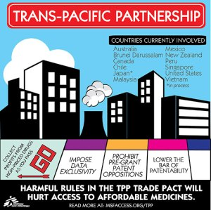 TPP  Source  Doctors Without Borders