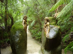 William Ricketts Sanctuary Australia  Source Tourism on the Edge