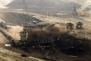 Photo Mining Equipment via Shutterstock