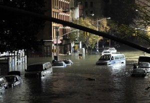 NYC following Superstorm Sandy Christos Pathiakis Getty Images
