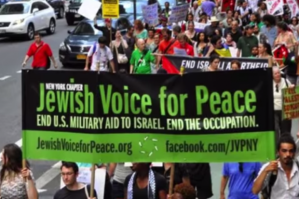 Jewish Voice for Peace NY Chapter-End Military Aid