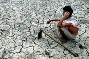 Drought in India. Photo Source India Water Portal.