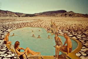 Greetings from California by Joe Webb.