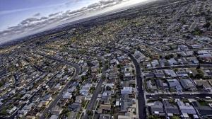 Suburban Sprawl in San Diego. Photo, Getty Images.